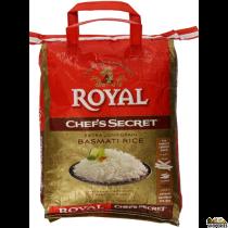 Royal Chef xlong Basmati Rice - 10 lb