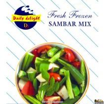 Deep Frozen Sambar Mix 12 Oz