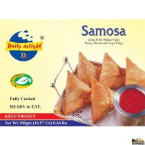 Veg Samosa - Daily Delight - 300g