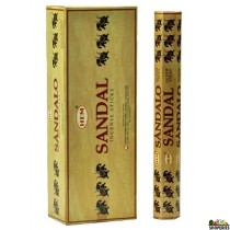 Hem Precious Sandal Incense Sticks - 4.23 Oz (Big Box)
