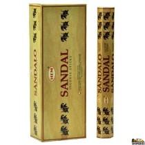 Hem Precious Sandal Incense Sticks - 4.23 Oz (Big Box)