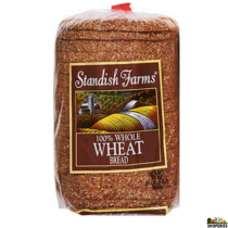 Sandish Farms 100% Whole Wheat Bread 24 Oz