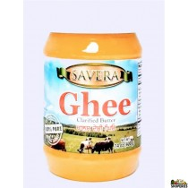 Savera Pure Desi Ghee - 14 Oz