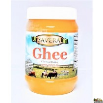 Savera Pure Desi Ghee - 28 Oz