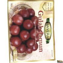Savera Gulab Jamun (12 Pieces) - 2 lb