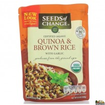 Seeds of change Organic Quinoa and Brown rice - 8.5 oz