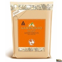 Aashirwad Select Superior whole wheat Atta - 10 lb
