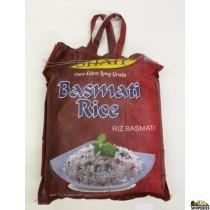 Shah Pure Extra Long Grain Basmati Rice - 20 lb