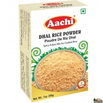 AACHI Dhal RICE (Paruppu podi)  POWDER 7 Oz