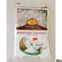 Deep Frozen Shredded Coconut 1 lb