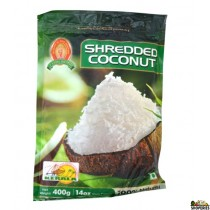 Laxmi Fresh Frozen Shredded Coconut 400g