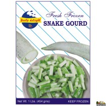 Daily Delight Frozen Snake Gourd/Pudalankai  (1 lb)