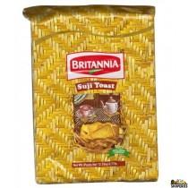 Britannia Biscuit Semolina / Wheat Rusk Toast  8.29 Oz