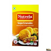 Nutrella Mini Soya Chunk - 200 gm