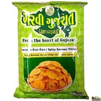 Garvi Gujarat Spicy Banana Wafer 2 lb