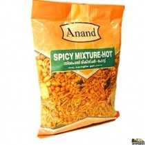 Anand Spicy Mixture Hot 14 Oz