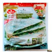 Haldirams Healthy Spinach Paratha - 400 gms