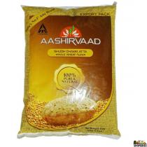 Aashirvaad whole wheat Atta - 20 lb