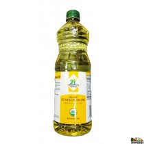 24Mantra Organics Sunflower oil - 32 Oz