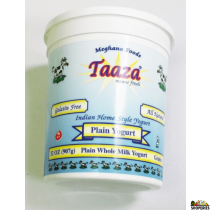 Taaza Whole Milk Yogurt - 32 Oz