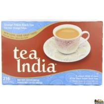 Tea India round tea bags - 216 round tea bags