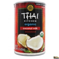 Thai Kitchen Organic Coconut Milk - 13.5 Oz