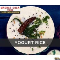 Madras Dosa Corner Yogurt Rice (Thayir Sadam)