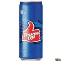 Thums up tin 300 ml