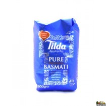 Tilda Pure Basmati Rice - 4 lb