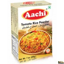 AACHI TOMATO RICE POWDER - 7 Oz