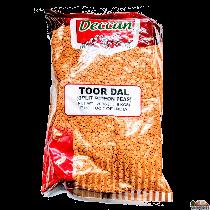 Deccan Toor Dal - 4 lb