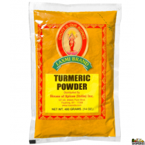 laxmi Turmeric Powder - 14 oz