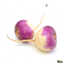 Turnip - (3 Count Approximately 1 lb)