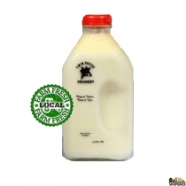 Twin Brook Creamery Jersey Whole Milk - 64 Oz (pre-order