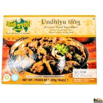 Garvi Gujarati Frozen Undhiyu (Curried Mixed Vegies) - 300 Gms