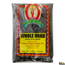 Black Urad Dal Whole  - 2 lb