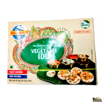 Daily Delight Vegetable idli (Frozen) - 1 lb
