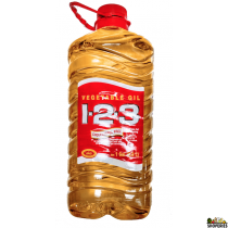 1.2.3 Signature Vegetable Oil - 128 fl oz