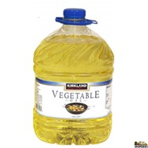 Kirkland Signature Vegetable Oil - 96 oz