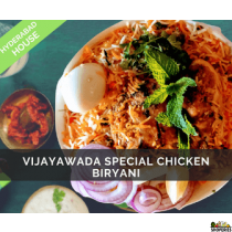 Hyderabad House Vijayawada Special Chicken Biryani