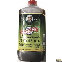 VVS Anandham Gingelly Oil - 1 Litre