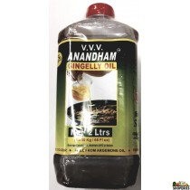 VVS Anandham Gingelly Oil - 2 Litre