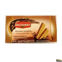 Britannia Wafer Chocolate - 2.8 Oz