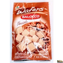 Balocco Wafer Chocolate 8.82 Oz