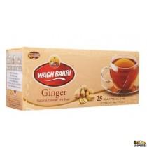 WaghBakri Ginger Tea Bags - 25 bags