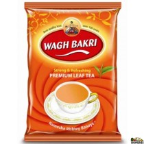 WaghBakri Strong and refreshing Premium leaf TEA - 1 lb