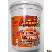 Annapurna Carrot Idli Batter - 32 Oz