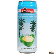 Laguna coconut juice drink with Pulp - 500ml
