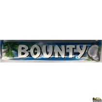 Mars Bounty Milk Chocolate - 57gm