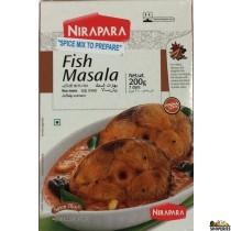 NIRAPARA Fish Curry Masala - 200g